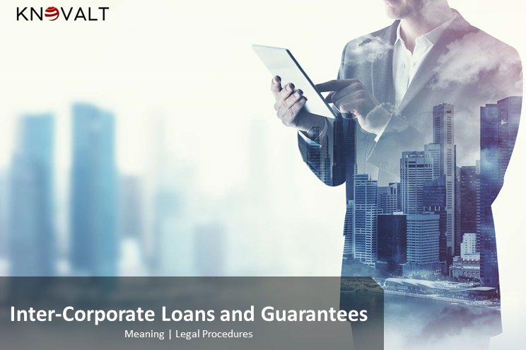 Intercorporate loans and guarantee