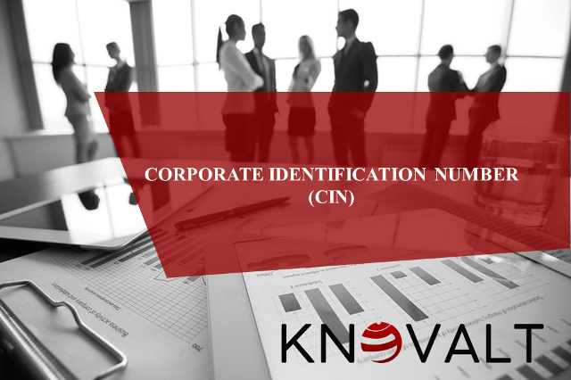 Corporate Identification Number CIN